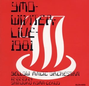 Winter Live 1981 - Image: YMO WINTER LIVE 1981