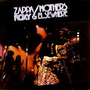 Roxy & Elsewhere - Image: Zappa Roxy & Elsewhere
