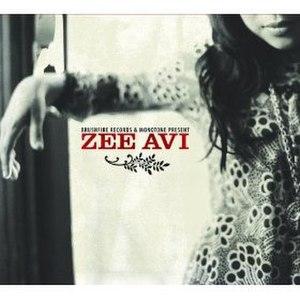 Zee Avi (album) - Image: Zeeavialbum