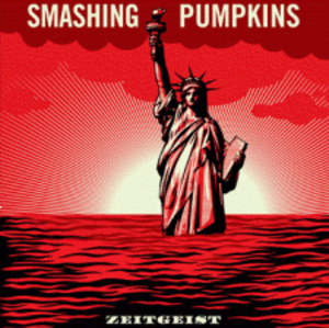 Zeitgeist (The Smashing Pumpkins album) - Image: Zeitgeist cover