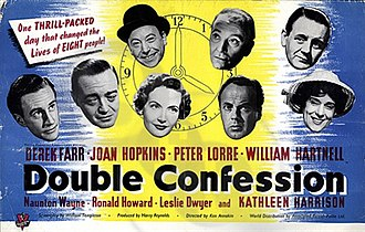 "Double Confession - Image: ""Double Confession"" (1950)"