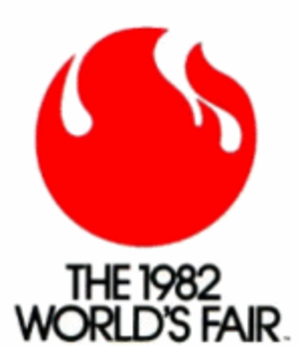 1982 World's Fair - The 1982 World's Fair logo