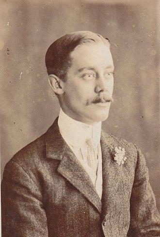 Thomas Agar-Robartes - Thomas Agar-Robartes MP, circa 1906