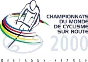 2000 UCI Road World Championships - Image: 2000 UCI Road World Championships logo