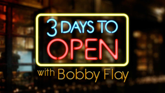 3 Days to Open with Bobby Flay - Image: 3 Days to Open with Bobby Flay foodn logo