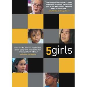 5 Girls - Image: 5 Girls Poster