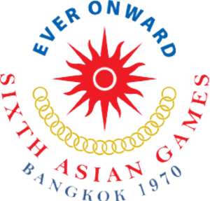 1970 Asian Games - Image: 6th asiad