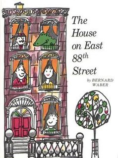 <i>The House on East 88th Street</i> American childrens picture book, 1962, first in a series