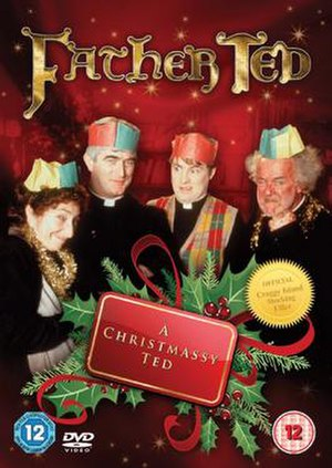 A Christmassy Ted - DVD release
