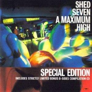 A Maximum High - A Maximum High Special Edition CD cover.