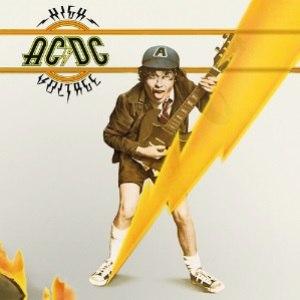 High Voltage (1976 album) - Image: Acdc high voltage international album