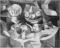 Albert Gleizes, 1911, Nature morte (Still Life), published in Les Peintres Cubistes, 1913.jpg