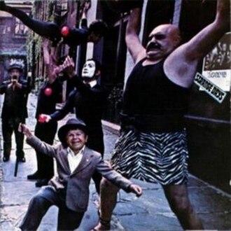 Strange Days (album) - Image: Album Strange Days