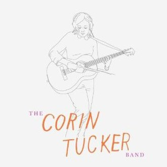 1,000 Years - Image: Album cover for the album 1,000 Years by Corin Tucker Band