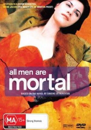 All Men Are Mortal (film) - Australian DVD cover