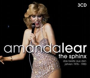 The Sphinx – Das Beste aus den Jahren 1976–1983 - Image: Amanda Lear The Sphinx (2006 Compilation)
