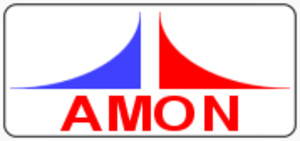 Chris Amon Racing - Image: Amon (Formula One team) (logo)