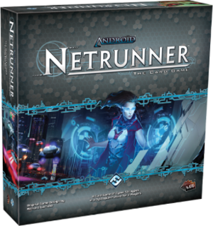 Android: Netrunner - Android: Netrunner core set box
