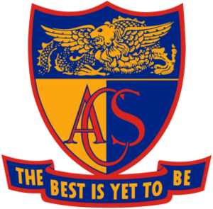 Anglo-Chinese Junior College - Image: Anglo Chinese School Crest