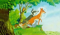 Picture of a TV show: The Animals Of Farthing Wood