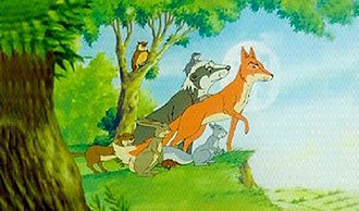 The Animals of Farthing Wood (TV series) - Image: Animals of farthing