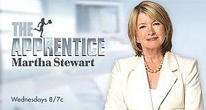 The Apprentice: Martha Stewart - Logo