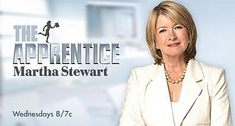 The Apprentice: Martha Stewart - Logo