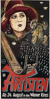 <i>Artists</i> (film) 1928 film