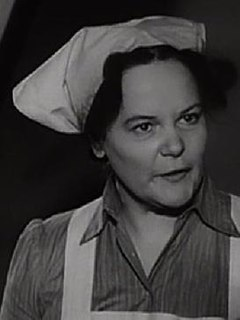 Astrid Bodin Swedish actress