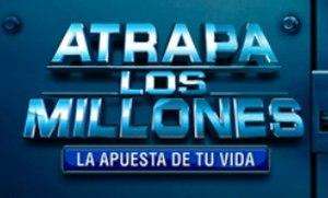 Atrapa los Millones - Image: Atrapa los Millones logo