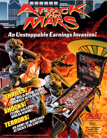 Attack From Mars Pinball Flyer.png