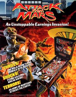 <i>Attack from Mars</i>