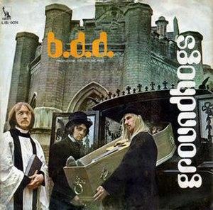 B.D.D. - Image: B.D.D.cover