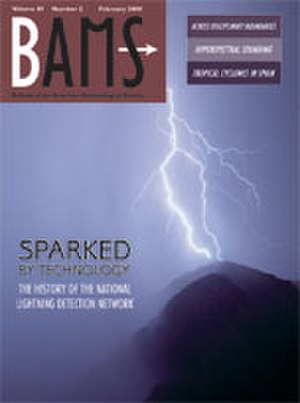 Bulletin of the American Meteorological Society - Image: BAMS cover