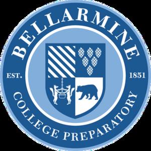 Bellarmine College Preparatory - Image: BCP Crest