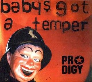Babys Got a Temper Single