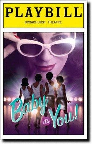 Baby It's You! - Image: Babyitsyouplaybill