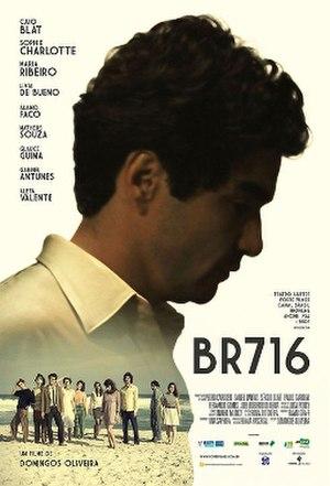Barata Ribeiro, 716 - Image: Barata Ribeiro, 716 poster