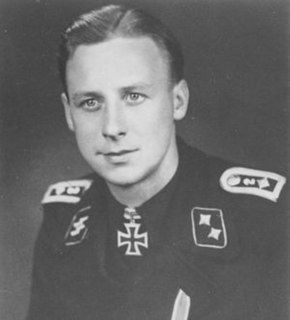 Ernst Barkmann German World War II soldier