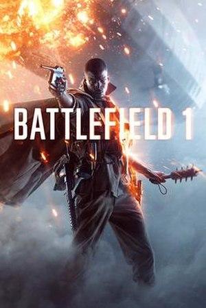 Battlefield 1 - Image: Battlefield 1 cover art