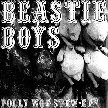 Beastie Boys EP cover Polly Wog Stew.jpg