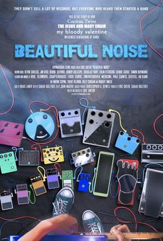 Beautiful Noise (film) - Official film poster