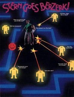 <i>Berzerk</i> (video game) Arcade video game