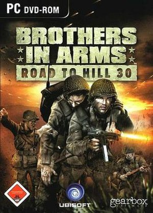 Brothers in Arms: Road to Hill 30 - Image: Biafront