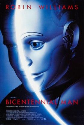 Bicentennial man film poster