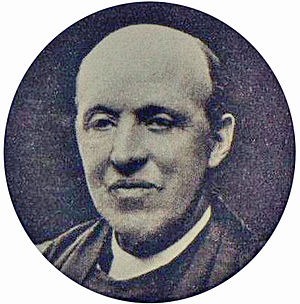 Hugh Walpole - Somerset Walpole, the author's father