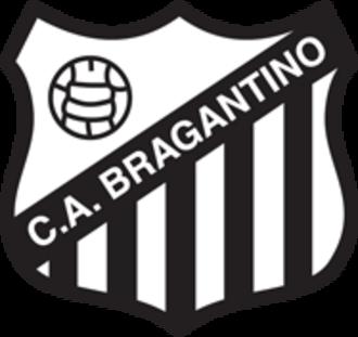 Clube Atlético Bragantino - Image: Bragantino football