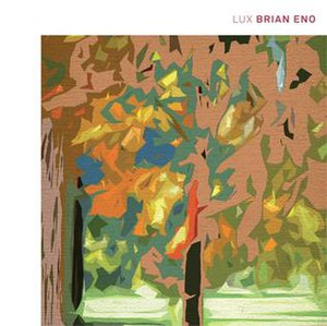 Lux (album) - Image: Brian Eno Lux