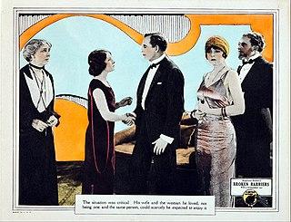 <i>Broken Barriers</i> (1924 film) 1924 film by Reginald Barker