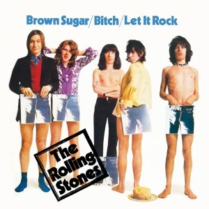 Bitch (The Rolling Stones song) - Image: Brown Sugar UK45